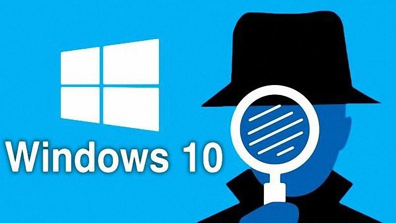 Windows следит за тобой